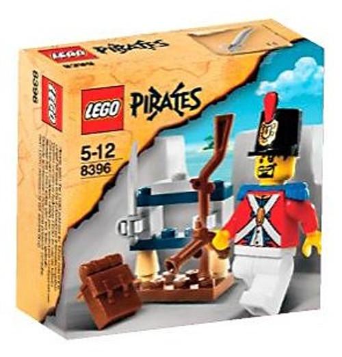 LEGO Pirates Soldier's Arsenal Set #8396
