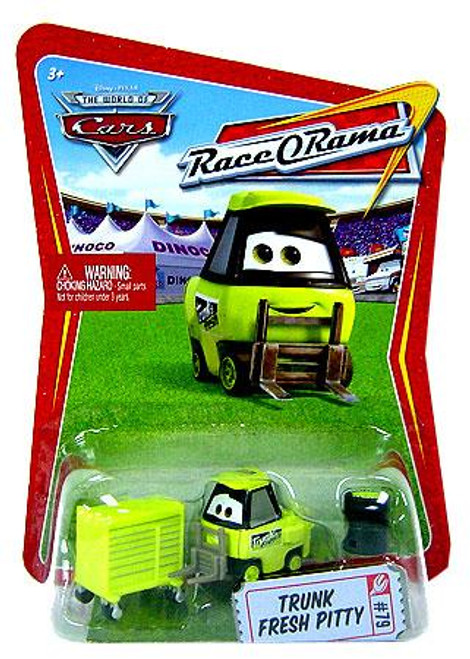 Disney Cars The World of Cars Race-O-Rama Trunk Fresh Pitty Diecast Car #79