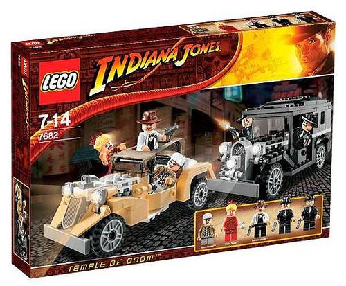 LEGO Indiana Jones Shanghai Chase Set #7682