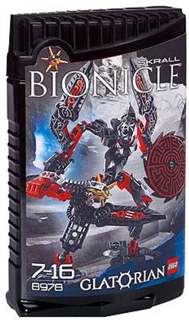 LEGO Bionicle Glatorian Skrall Set #8978