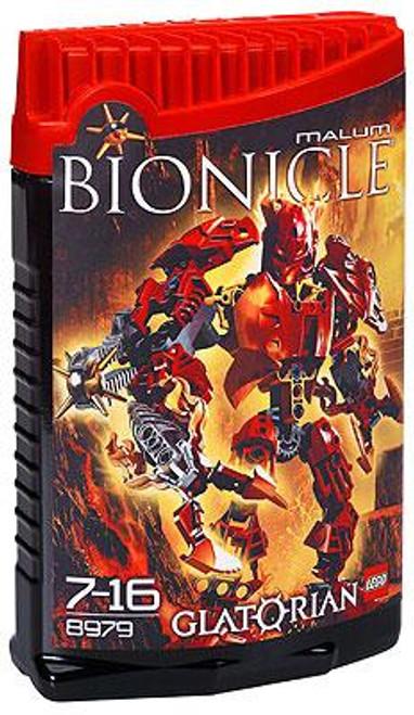 LEGO Bionicle Glatorian Malum Set #8979
