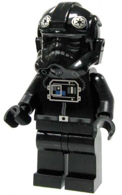 LEGO Star Wars Loose TIE Pilot Minifigure [Loose]