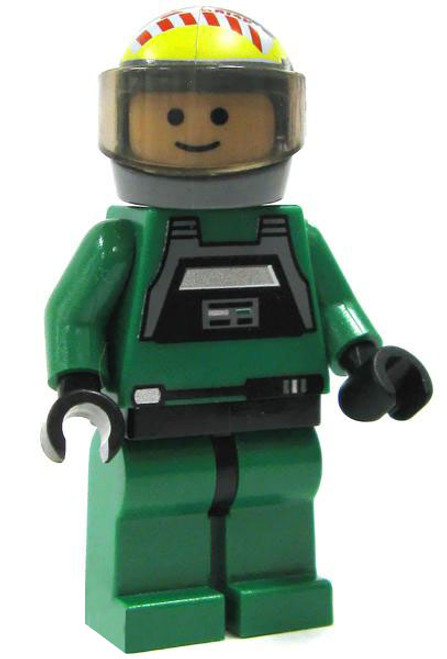 LEGO Star Wars Loose Rebel A-Wing Pilot Minifigure [Loose]