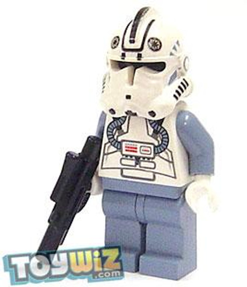 LEGO Star Wars Loose Clone Pilot Minifigure [Gray Pants Loose]