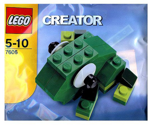 LEGO Creator Frog Mini Set #7606 [Bagged]