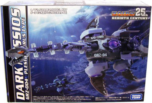 Zoids 25th Rebirth Century Dark Nessios Model Kit GRZ-004