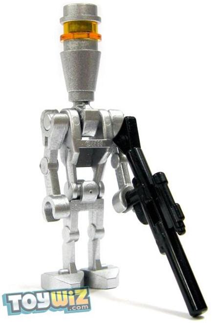 LEGO Star Wars Loose Assassin Droid Minifigure [Rifle Loose]