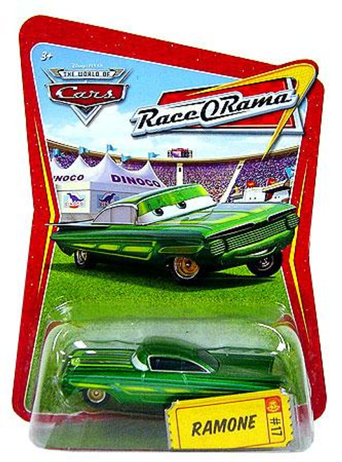 Disney Cars The World of Cars Race-O-Rama Ramone Diecast Car #17