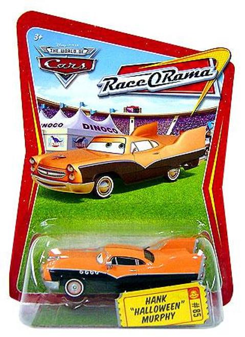 "Disney Cars The World of Cars Race-O-Rama Hank ""Halloween"" Murphy Diecast Car #85"