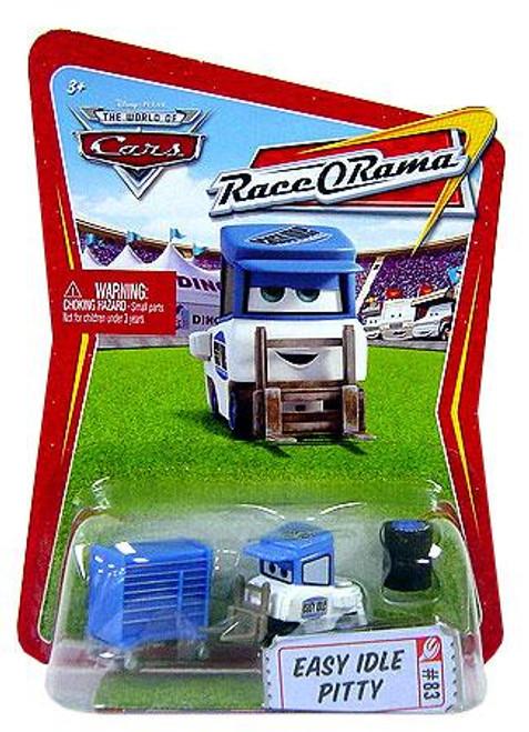 Disney Cars The World of Cars Race-O-Rama Easy Idle Pitty Diecast Car #83