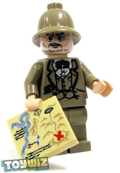 LEGO Indiana Jones Loose Dr. Henry Jones Minifigure [Loose]