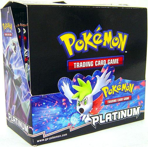 Pokemon Platinum Booster Box [36 Packs] [Sealed]