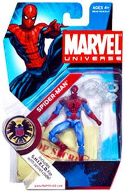 Marvel Universe Series 1 Spider-Man Action Figure #2
