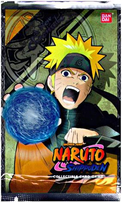 Naruto Card Game New Chronicle Booster Pack