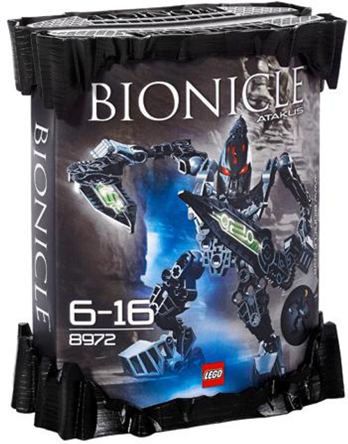 LEGO Bionicle Agori Atakus Set #8972