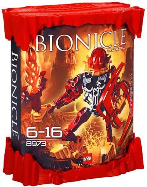 LEGO Bionicle Agori Raanu Set #8973