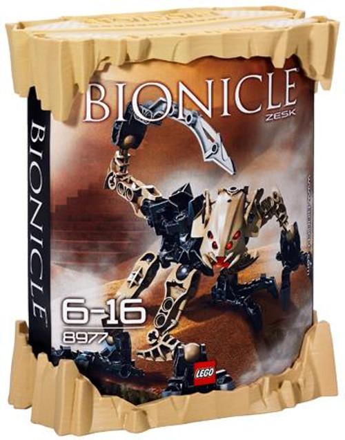 LEGO Bionicle Agori Zesk Set #8977