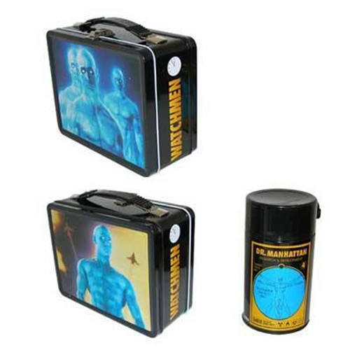 NECA Watchmen Dr. Manhattan Lunch Box