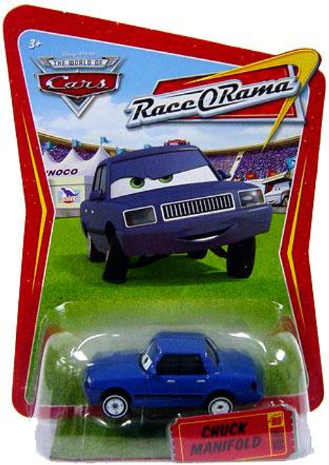 Disney Cars The World of Cars Race-O-Rama Chuck Manifold Diecast Car #88