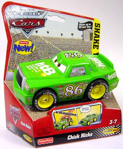 Disney Cars The World of Cars Shake 'N Go Chick Hicks Shake 'N Go Car
