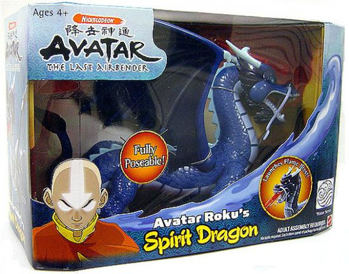 Avatar the Last Airbender Avatar Roku's Spirit Dragon Action Figure