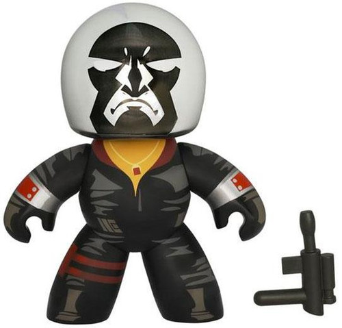 GI Joe Mighty Muggs Wave 2 Destro Vinyl Figure