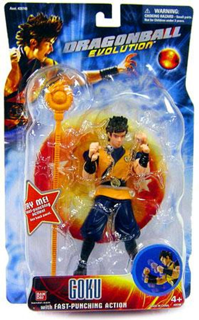 Dragon Ball Evolution Goku Action Figure