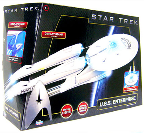 Star Trek 2009 Movie U.S.S. Enterprise