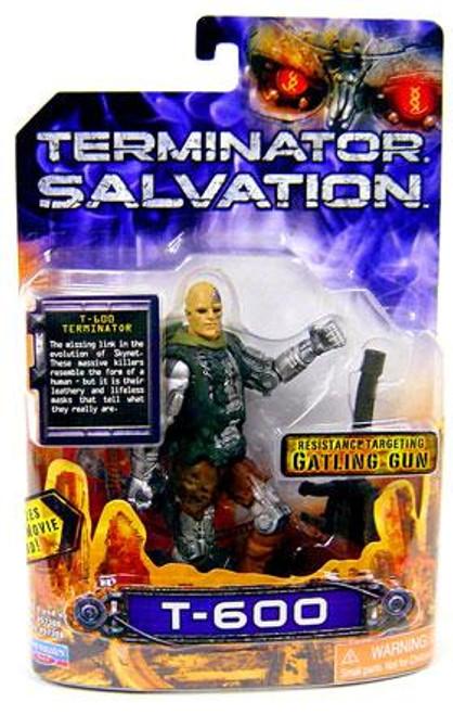 The Terminator Terminator Salvation T-600 Action Figure [3.75 Inch]