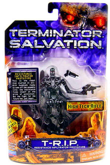 The Terminator Terminator Salvation T-R.I.P Action Figure