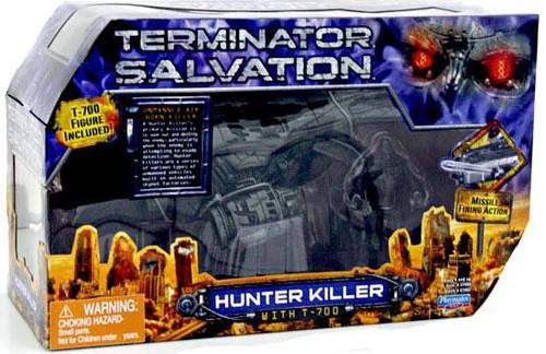 The Terminator Terminator Salvation Hunter Killer Action Figure Vehicle
