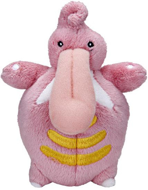 Pokemon Mini Plush Series 7 Lickilicky 6-Inch Plush
