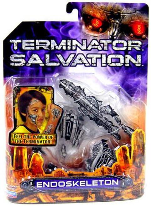 The Terminator Terminator Salvation Endoskeleton Roleplay Toy