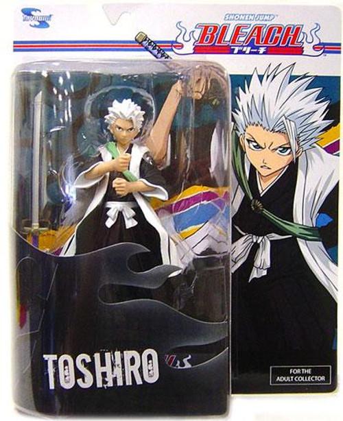 Bleach Series 4 Toshiro Hitsugaya Action Figure [With Hyorinmaru]