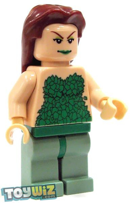 LEGO Batman Loose Poison Ivy Minifigure #1 [Loose]