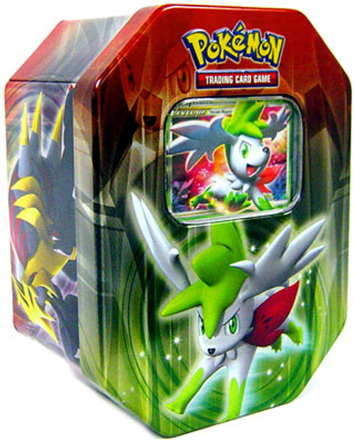 Pokemon Platinum Spring 2009 Shaymin Collector Tin