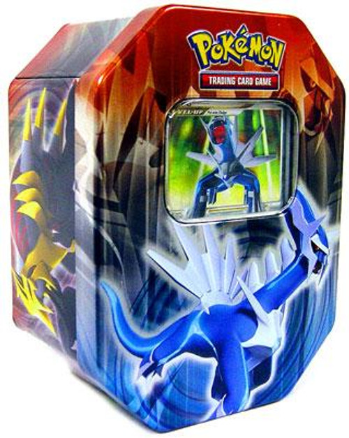 Pokemon Platinum Spring 2009 Dialga Collector Tin