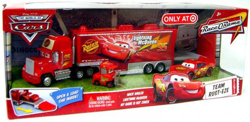 Disney Cars The World of Cars Multi-Packs Team Rust-Eze Exclusive Diecast Car Set