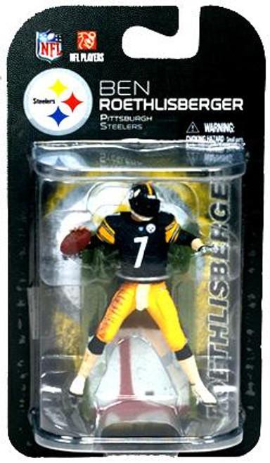 McFarlane Toys NFL Pittsburgh Steelers Sports Picks Series 6 Mini Ben Roethlisberger 3-Inch Mini Figure