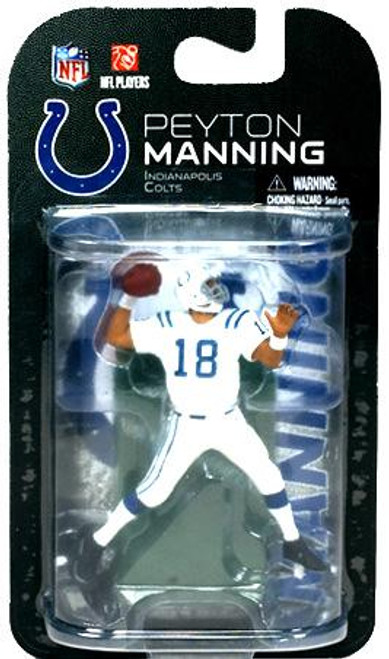 McFarlane Toys NFL Indianapolis Colts Sports Picks Series 6 Mini Peyton Manning 3-Inch Mini Figure