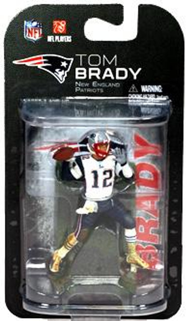 McFarlane Toys NFL New England Patriots Sports Picks Series 6 Mini Tom Brady 3-Inch Mini Figure