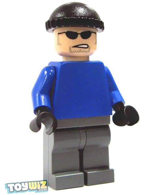 LEGO Batman Loose Mr. Freeze's Henchman Minifigure #1 [Loose]