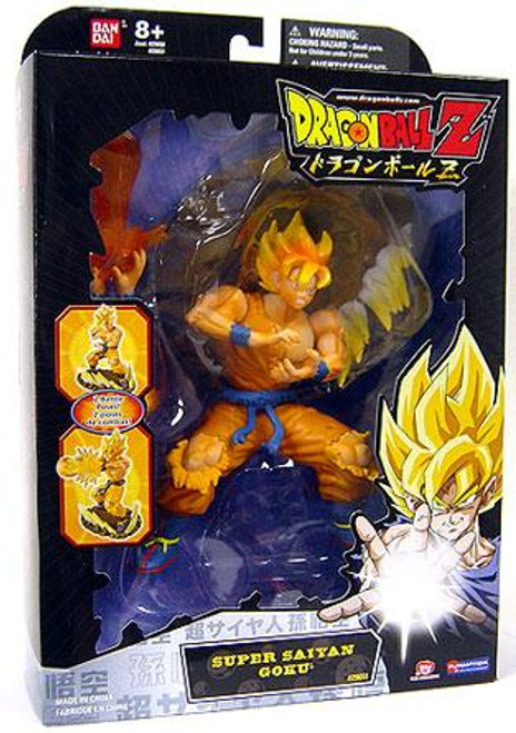 Dragon Ball Z Super Saiyan Goku Action Figure