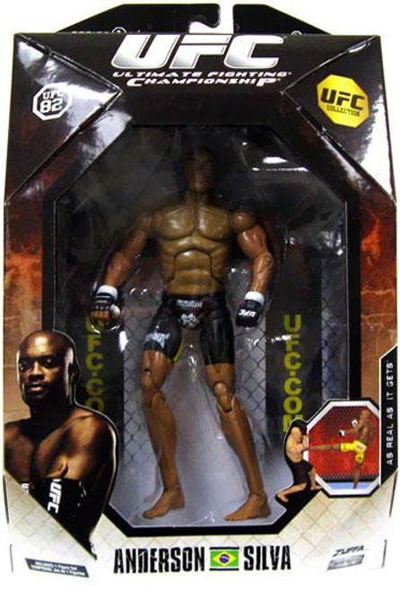 UFC Collection Series 1 Anderson Silva Action Figure [UFC 82]