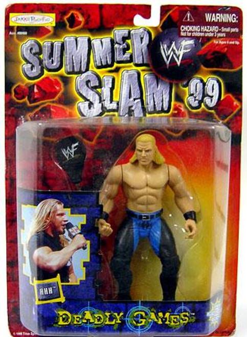 WWE Wrestling WWF Summer Slam '99 Triple H Action Figure