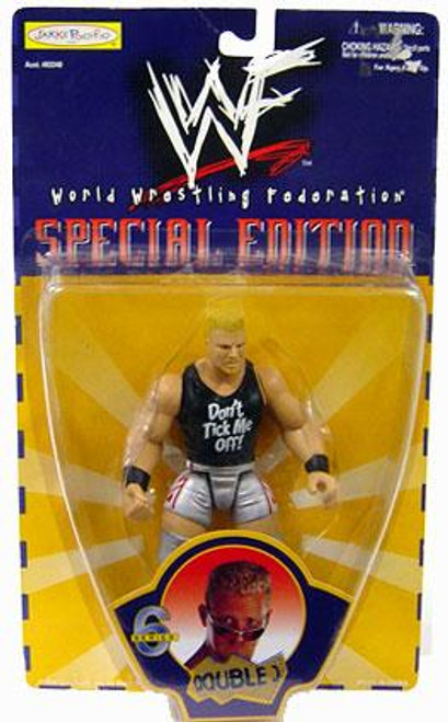 WWE Wrestling WWF Series 6 Special Edition Double Action Figure