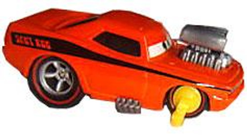 Disney Cars Loose Impound Snot Rod Diecast Car [Loose]