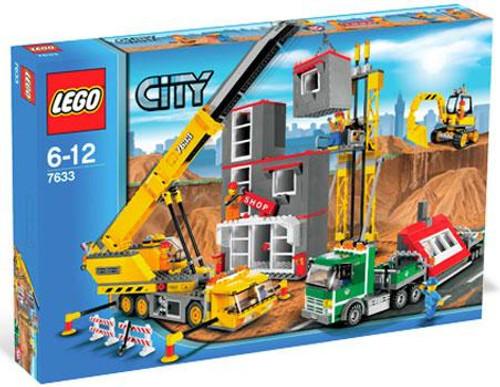 LEGO City Construction Site Set #7633