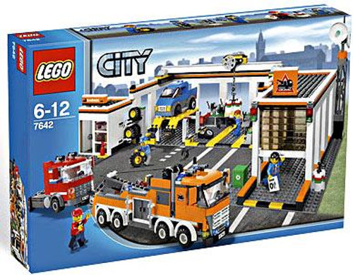 LEGO City Garage Set #7642