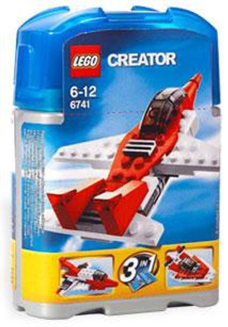 LEGO Creator Mini Jet Set #6741